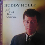 BUDDY HOLLY - FIRST TIME ANYWHERE - SUPERB LP RARE TRACKS - DELETED